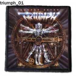 Naszywka Triumph 01