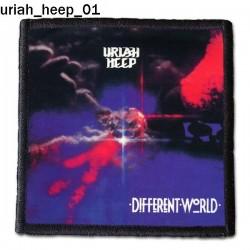 Naszywka Uriah Heep 01