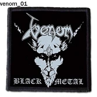 Naszywka Venom 01
