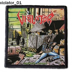 Naszywka Violator 01