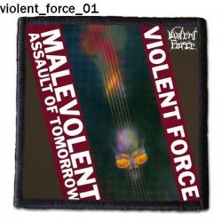 Naszywka Violent Force 01