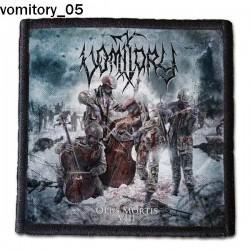 Naszywka Vomitory 05