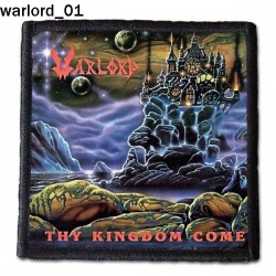 Naszywka Warlord 01