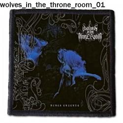 Naszywka Wolves In The Throne Room 01