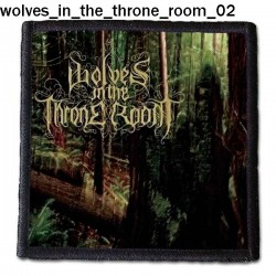 Naszywka Wolves In The Throne Room 02