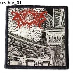 Naszywka Xasthur 01