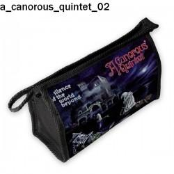 Kosmetyczka, piórnik A Canorous Quintet 02