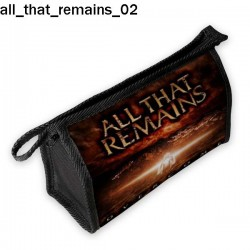 Kosmetyczka, piórnik All That Remains 02