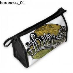 Kosmetyczka, piórnik Baroness 01