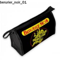 Kosmetyczka, piórnik Berurier Noir 01