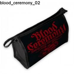 Kosmetyczka, piórnik Blood Ceremony 02