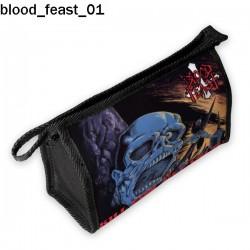 Kosmetyczka, piórnik Blood Feast 01