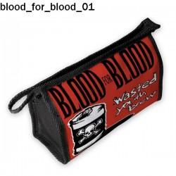 Kosmetyczka, piórnik Blood For Blood 01
