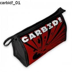 Kosmetyczka, piórnik Carbid 01