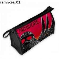 Kosmetyczka, piórnik Carnivore 01