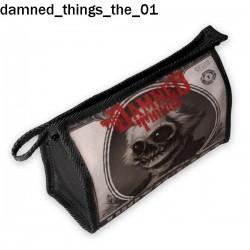 Kosmetyczka, piórnik Damned Things The 01