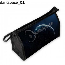 Kosmetyczka, piórnik Darkspace 01