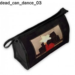 Kosmetyczka, piórnik Dead Can Dance 03