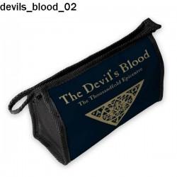 Kosmetyczka, piórnik Devils Blood 02