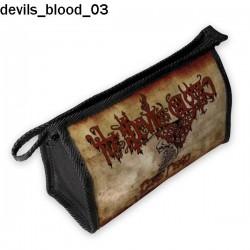 Kosmetyczka, piórnik Devils Blood 03