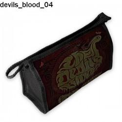 Kosmetyczka, piórnik Devils Blood 04