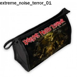 Kosmetyczka, piórnik Extreme Noise Terror 01