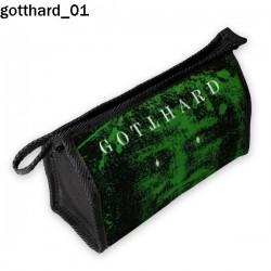 Kosmetyczka, piórnik Gotthard 01