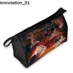 Kosmetyczka, piórnik Immolation 01