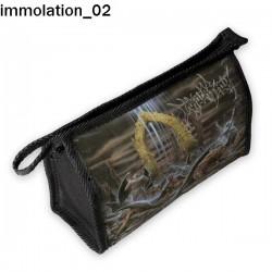 Kosmetyczka, piórnik Immolation 02