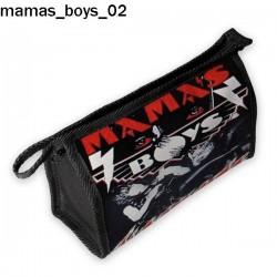 Kosmetyczka, piórnik Mamas Boys 02