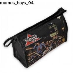 Kosmetyczka, piórnik Mamas Boys 04