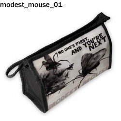 Kosmetyczka, piórnik Modest Mouse 01