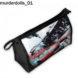 Kosmetyczka, piórnik Murderdolls 01