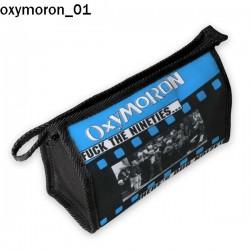 Kosmetyczka, piórnik Oxymoron 01