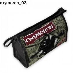 Kosmetyczka, piórnik Oxymoron 03