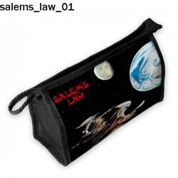 Kosmetyczka, piórnik Salems Law 01