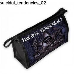 Kosmetyczka, piórnik Suicidal Tendencies 02