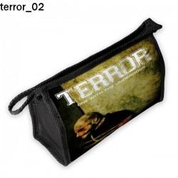 Kosmetyczka, piórnik Terror 02