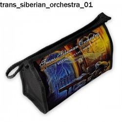 Kosmetyczka, piórnik Trans Siberian Orchestra 01
