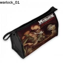 Kosmetyczka, piórnik Warlock 01