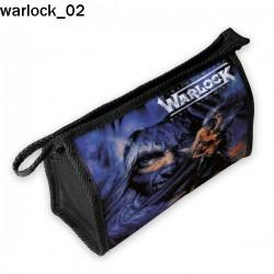 Kosmetyczka, piórnik Warlock 02