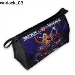 Kosmetyczka, piórnik Warlock 03