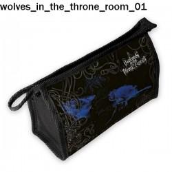 Kosmetyczka, piórnik Wolves In The Throne Room 01