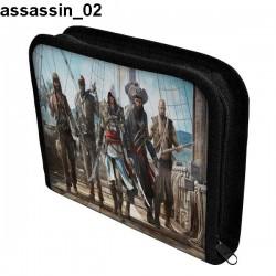 Piórnik 3 Assassin's Creed 02
