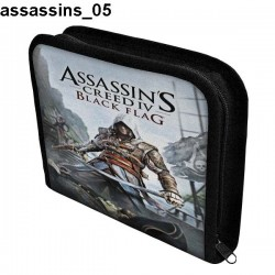 Piórnik 3 Assassin's Creed 05