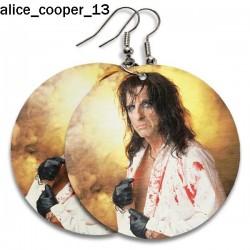 Kolczyki Alice Cooper 13