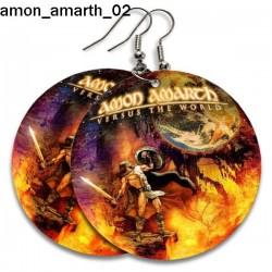 Kolczyki Amon Amarth 02