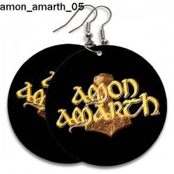Kolczyki Amon Amarth 05