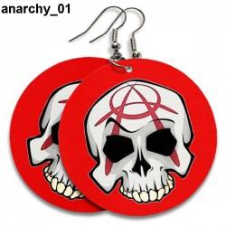Kolczyki Anarchy 01