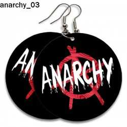 Kolczyki Anarchy 03